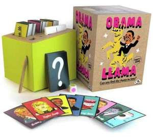 Obama Llama Board Game half price £9.99 @ Argos