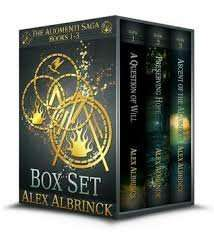 The Aliomenti Saga Box Set (Books 1-3) Free @ Google Play Store