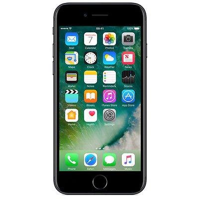 "New Apple iPhone 7 4.7"" Black 256GB 4G Unlocked Sim Free only £699 @ tesco ebay"