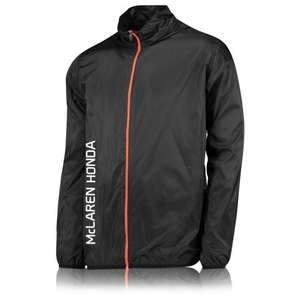 Mclaren Honda mens ultra lightweight packaway jacket was £20 now £10 delivered more in post @ eBay sold by Mclaren Honda