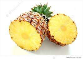 Fresh Pineapples 45p @ Aldi