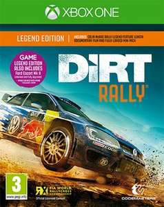 [Xbox One] DiRT Rally Legend Edition - £19.99 - Game