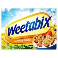 Weetabix 48 pack (x2) for £4.29 at Costco