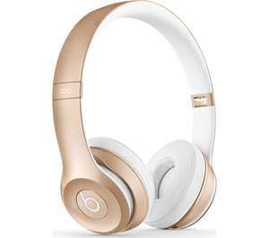 BEATS Solo 2 Wireless Bluetooth Headphones £99.97 @ Currys