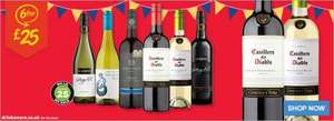 Asda 6 for £25 wine deal