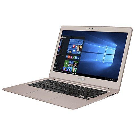 "Asus Zenbook UX330 Intel Core i5, 8GB RAM, 256GB SSD, 13.3"" £764.95 John Lewis"