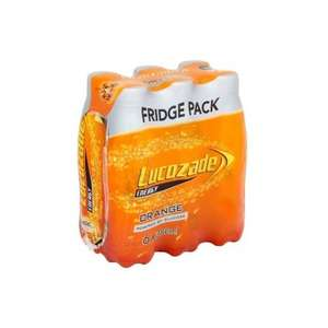 2x 8 Pack Lucozade £6 instore @ Farmfoods
