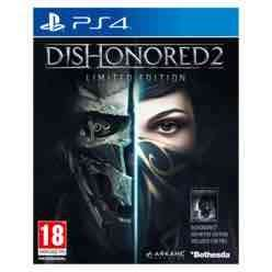 Dishonored 2 limited edition (PS4) £19.99 @ GAME