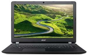 Acer Aspire ES 15.6 Inch AMD E1 4GB 1TB Laptop - From the Argos Shop on ebay - £184.99