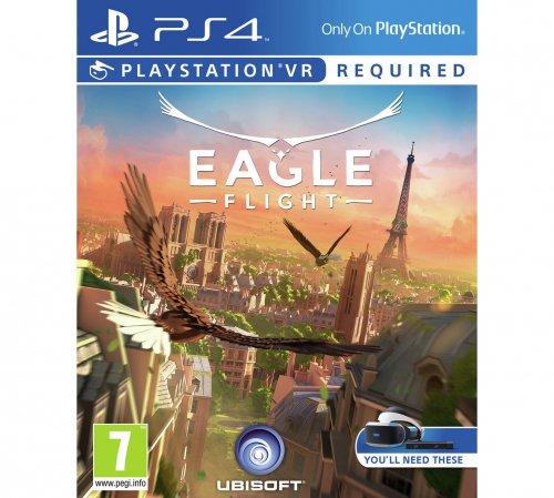 Eagle Flight VR PS4/VR £19.99 @ Argos