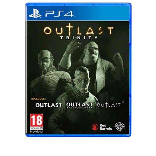 Outlast Trinity PS4 & Xbox One £24.85 @ Base.com