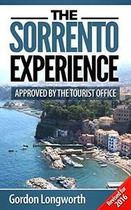 The Sorrento Experience Italian travel guide Kindle download FREE for the weekend
