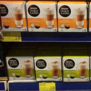 Dolce Gusto Pods £3.49 in store @ B&M