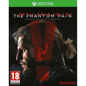 Metal Gear Solid V: The Phantom Pain on Xbox One for £7 in store at Smyths