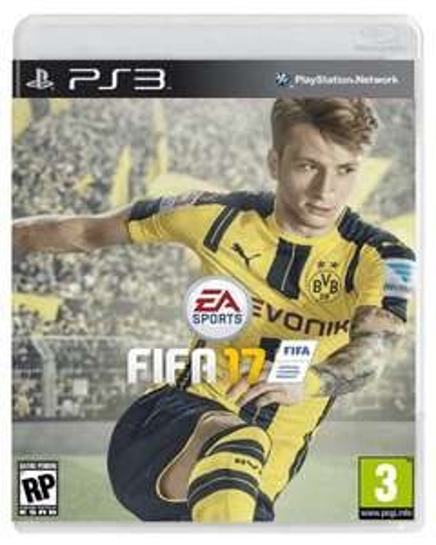 FIFA 17 PS3 £19.99 Sainsbury's - Online & Instore