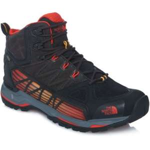 The North Face Ultra GTX Surround Mid Hiking Boot £75 Wiggle