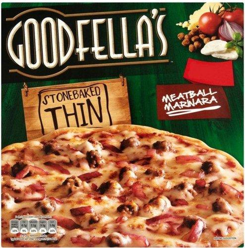 Goodfella's Stonebaked Thin Pizzas £1.50 @ ASDA