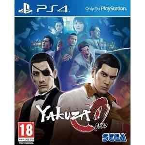 Yakuza 0 (PS4) £36.85 @ ebay via boss deals