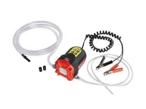 12v Ultimate Speed Oil Suction Pump - 3 year warranty - £12.99 @ Lidl 23rd march