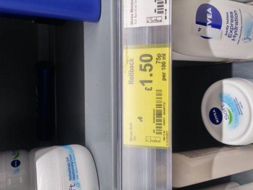 Nivea Soft 200ml instore / online £1.50 @ Asda