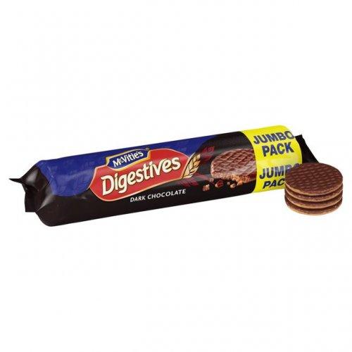 McVities Milk or Dark Chocolate Digestive Biscuits 500g Half Price was £2.29 now £1.14 @ Tesco