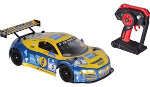 Nikko Elite Audi R8 LMS Ultra 1:14 Radio Control Car £39.97 (was £89.97) @ Asda George (Free C+C)