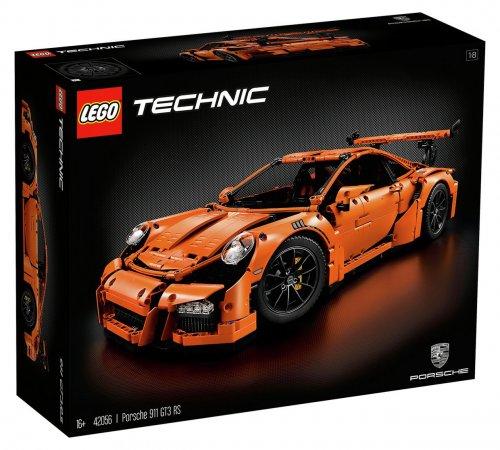 Argos - LEGO Technic Porsche 911 GT3 RS - 42056 - £179.99