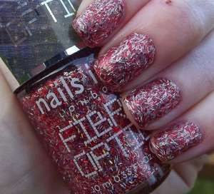 New nails inc collections found for £1 @ poundland - fibre optic £12 on amazon other collections in description