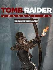 Tomb Raider Collection PC (11 games + DLC) £12.16 with code @ greenmangaming