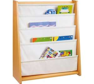 Beech effect sling book case was £34.99 now £19.99 ARGOS - Free C&C