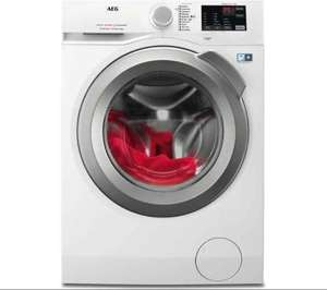 Currys glitch AEG washer free installation and recycling offer glitch £449