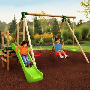 Little tikes hamburg swing set £200.00 delivered @ Toys R Us