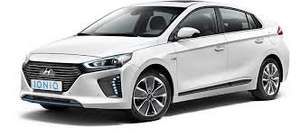 Hyundai Ioniq 1.6 GDi Hybrid SE 5dr DCT (£99.70 per month, 18m) £3051.60 @ Applied Leasing