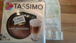 Tassimo Carte Noire Latte Macchiato only £1.20 in store at Asda, Thurmaston