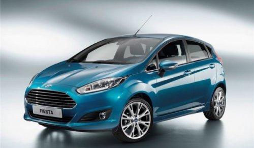 Ford Fiesta Diesel 1.5 TDCi Zetec Navigation 5dr (£110.75 per month) £3654.70 @ Fleet Prices