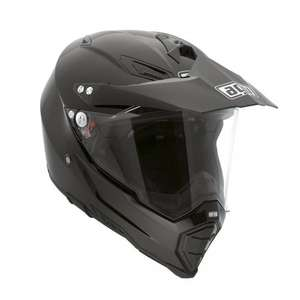 AGV Helm AX-8 Dual Evo E05 Solid, Black, XXS £58.98 @ Amazon