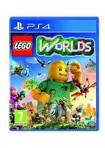 Lego worlds (PS4/XB1) £16.85 @ Base