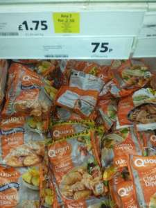 quorn nuggets large bag 75p @ Tesco -  walsall