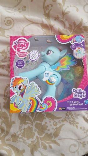My Little Pony Rainbow Dash Flip & Whirl. £2 @ Tesco