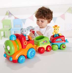 Mothercare/ELC Toy Offers upto 60% sale on selected toys and discount with code (see description)