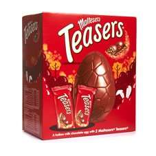 Large Easter eggs (Varieties as stocked) £2.50 were £4.00 @ Wilko Online & Instore.