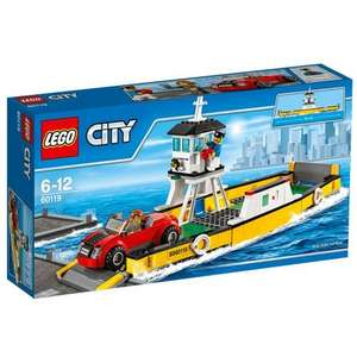 LEGO 60119 City Great Vehicles Ferry Playset £14.99 prime / £19.74 non prime @ Amazon