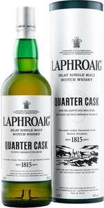 Laphroaig Quarter Cask Single Malt Scotch Whisky 48% 70cl £23.96 @ Costco