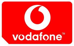 Vodafone - £50 Quidco on £20 30 day sims @ Carphonewarehouse