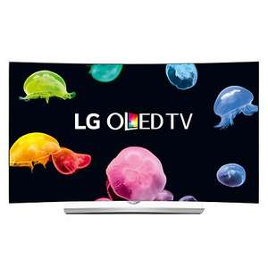 LG 55EG960V Curved 4K OLED with 2x 3D Glasses £849.50 - John Lewis