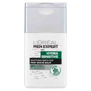 Better than half price on L'oreal men expert hydra range @ superdrug 125ml post shave balm in pic £2.47 free c&c