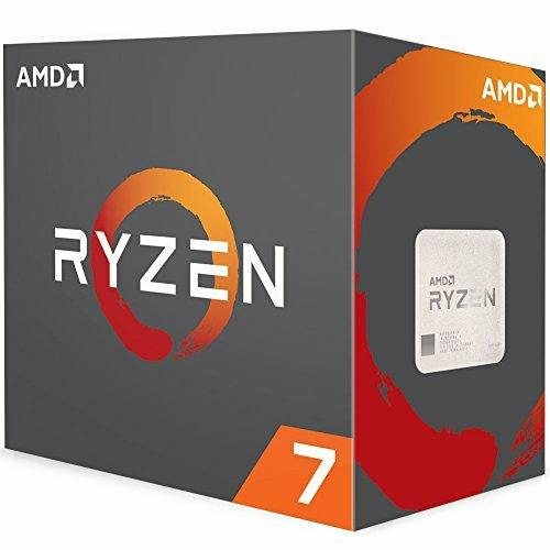 AMD Ryzen 7 1700X CPU - 3.8GHz £299.14 + £5.48 Shipping @ Amazon.fr