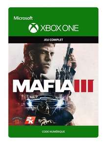 Mafia III Xbox One Digital Download £14.30 @ Amazon Fr