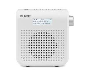 Pure One Mini Series 2 Digital Radio DAB/FM Radio Compact Portable - White £35.95 Sold by iZilla and Fulfilled by Amazon