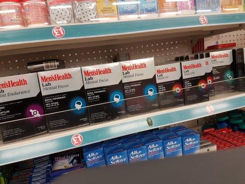 Men's Health Vitamins and Minerals £1 @ Poundland